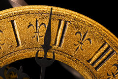 Antique clock Stock Photos