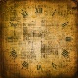 Antique clock face royalty free illustration
