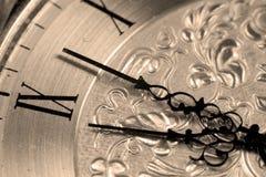 Antique Clock Face Stock Photos