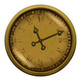 Antique Clock Illustration Royalty Free Stock Photography