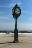 Antique Clock, Jacob Riis Park Royalty Free Stock Photography
