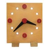 Antique clock toy Stock Image