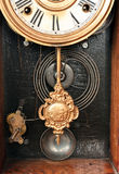 Antique clock works Stock Photo