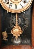 Antique clock works Stock Photo