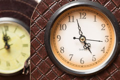Antique clocks Royalty Free Stock Photography