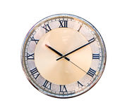 Antique clocks,. Vintage and retro design Stock Photography
