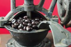 Antique coffee grinder Stock Photos