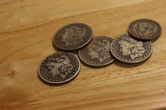 Antique Coins Royalty Free Stock Image
