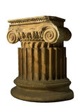 Antique column Royalty Free Stock Photo