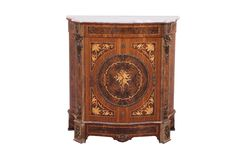 Antique Commode Stock Photo