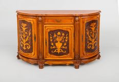 Antique commode Royalty Free Stock Images