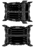 Antique Commode Vector 10 Royalty Free Stock Photos