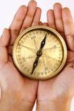 Antique Compass Stock Images