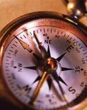 Antique compass Stock Photos