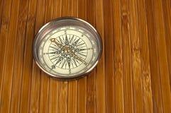 Antique compass Stock Image