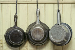 Antique Cookware Stock Image
