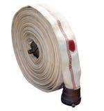 Antique Cotton Firehose stock images