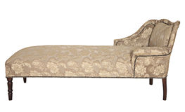 Antique couch Royalty Free Stock Images