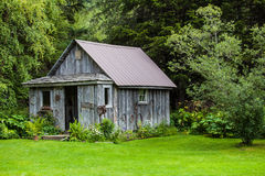Antique Country Store. This is a photo of an antique commercial truck in alaska Stock Images