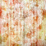 Antique Cracked Linen Background Royalty Free Stock Photo