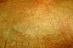 Antique Crackle Finish Royalty Free Stock Image