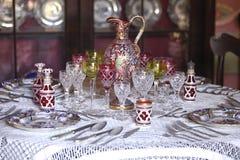 Antique crystal Stock Photos