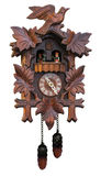 Antique cuckoo clock Royalty Free Stock Photography