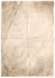 Antique Decayed Paper (inc cli. Scanned decayed old paper, all with clipping paths included stock photos