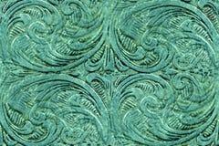 Antique design abstract. Elegant antique silver design abstract Royalty Free Stock Photos