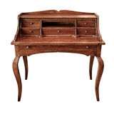 Antique Desk Royalty Free Stock Photo