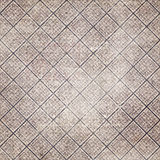 Antique diamond pattern Stock Images