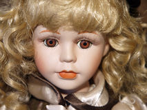 Antique Doll Royalty Free Stock Photo