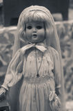Antique doll Stock Images