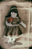 Antique doll Stock Photo