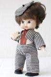 Antique dolls Stock Photo