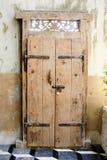 Antique door Royalty Free Stock Photos