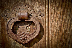 Antique Door Knob Royalty Free Stock Photography