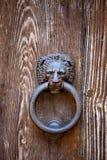 An Antique Door Knocker Stock Photography