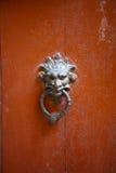 An Antique Door Knocker Stock Image
