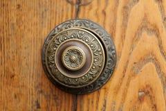 An Antique Door Knocker Royalty Free Stock Photos