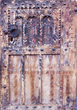 Antique door from Marrakesh Stock Image