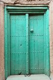 Antique door, Oman Royalty Free Stock Photography
