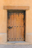 Antique door Royalty Free Stock Photos