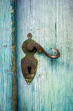 Antique Doorknob Royalty Free Stock Photography