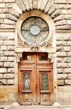 Antique doors Stock Photography