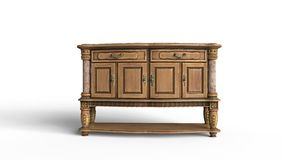 Antique Drawer Stock Photography