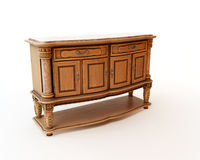 Antique dresser Royalty Free Stock Photos