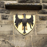 Antique Eagles Royalty Free Stock Photography