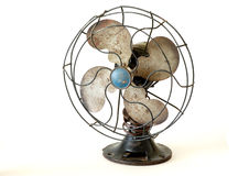 Antique Electric Fan Royalty Free Stock Photo