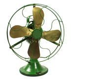 Antique electric fan Stock Photos
